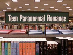 teen paranormal romance