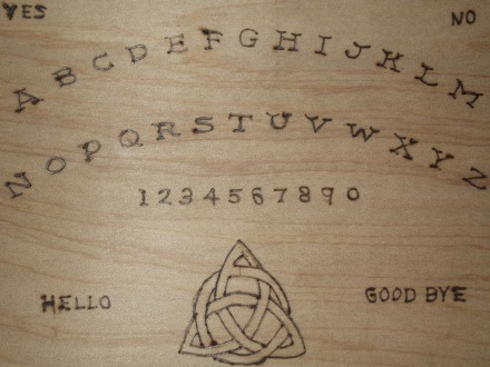 hand-made-ouija-board-close-up