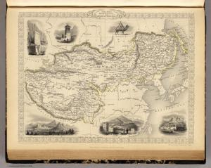 John-Tallis-1851-Tibet-Mongolia-and-Manchuria-33621